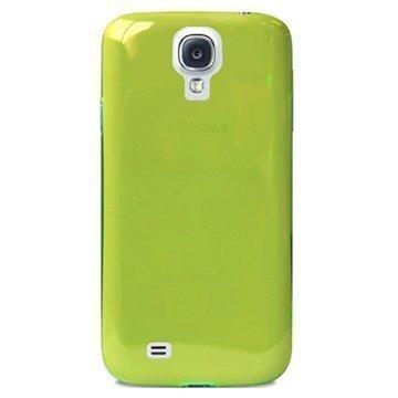 Kristallisuojakuori Samsung Galaxy S4 I9500 I9505 I9502 Läpinäkyvä