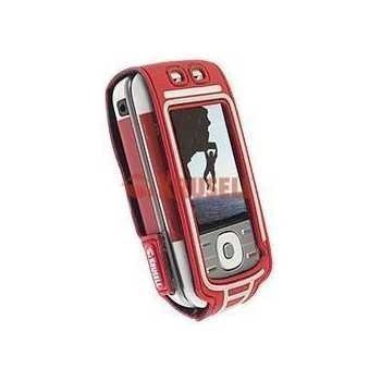 Krusell Active Multidapt Leather Case for the Nokia 5200 / 5300 Red