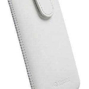 Krusell Asperö Mobile Pouch L (124x59x10 mm) White