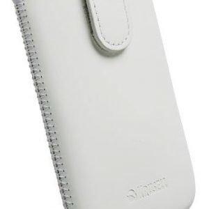 Krusell Asperö Mobile Pouch size XL (110x64x15 mm) White