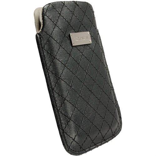 Krusell Coco Avenyn Mobile Pouch XXL (125x69x14 mm) Black