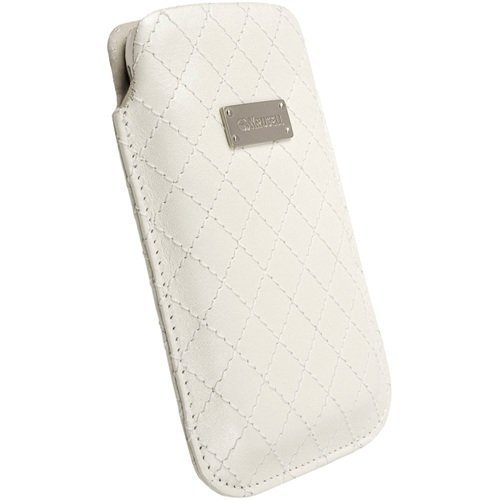 Krusell Coco Avenyn Mobile Pouch XXL (125x69x14 mm) White