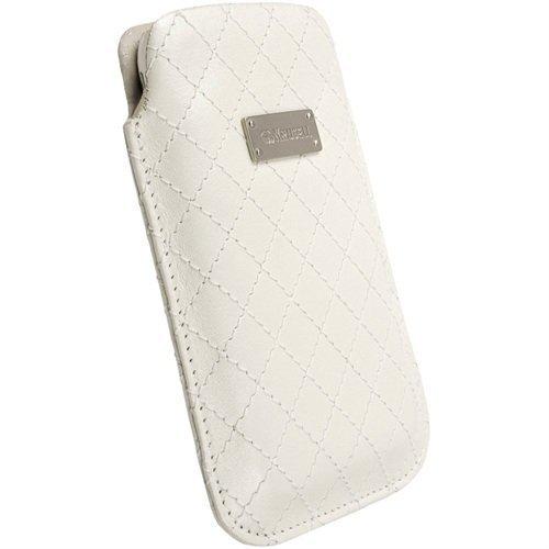 Krusell Coco Avenyn Mobile Pouch XXL (125x69x14 mm) White