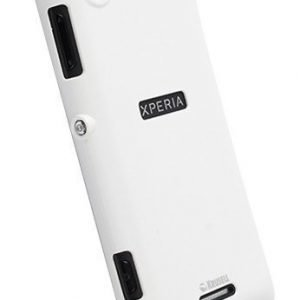 Krusell ColorCover Made for Xperia for Sony Xperia L White