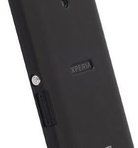 Krusell ColorCover Made for Xperia for Sony Xperia ZR Black