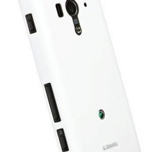 Krusell ColorCover Sony Xperia Acro S White