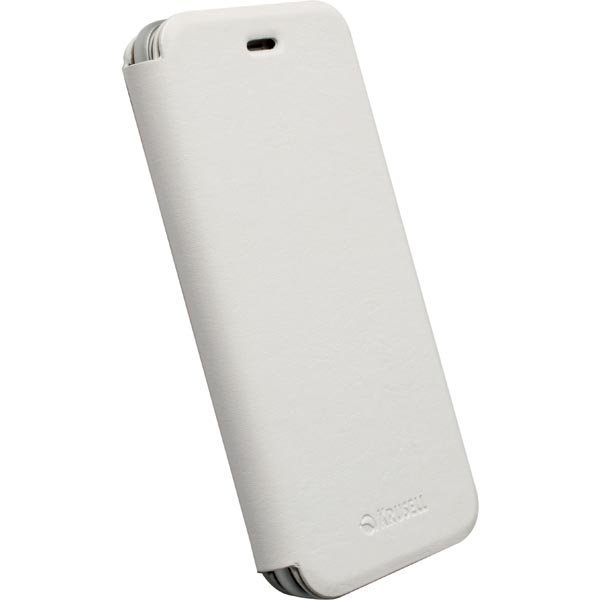 Krusell DONSÖ FlipCase tekonahkasuojus iPhone 6:lle valk