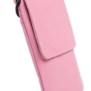 Krusell Dalby Mobile Case (133x71x15 mm) Pink