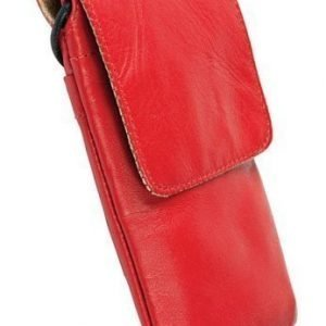 Krusell Dalby Mobile Case 133x71x15mm Red
