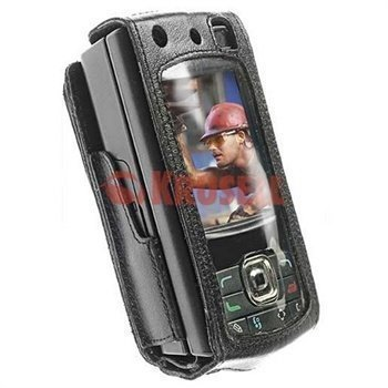 Krusell Dynamic Multidapt Leather Case for the Nokia N80
