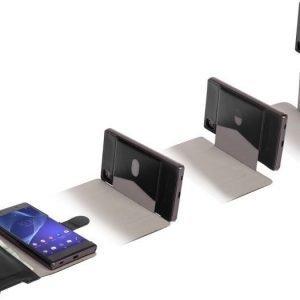 Krusell Ekerö Foliowallet 2in1 Sony Xperia X Performance Black