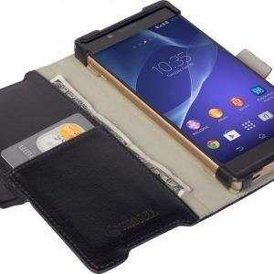 Krusell Ekerö Foliowallet Sony Xperia Z5 Black