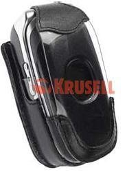 Krusell Elastic Multidapt Leather Case for the Sony Ericsson Z300i