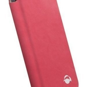 Krusell FlipCover Malmö for iPhone 5/5S/5C Pink