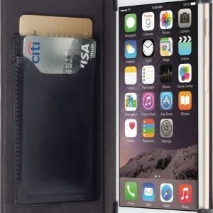 Krusell Kiruna FlipCase iPhone 6 Plus Black