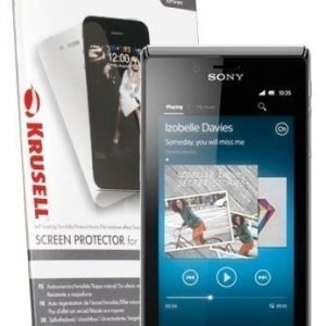 Krusell Screen Protector Sony Xperia J