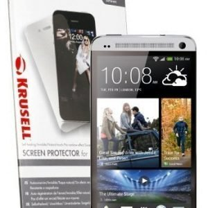 Krusell Screen Protector for HTC One
