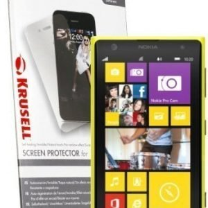 Krusell Screen Protector for Nokia Lumia 1020