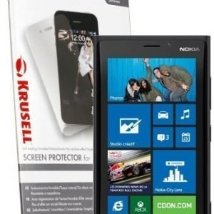 Krusell Screen Protector for Nokia Lumia 920