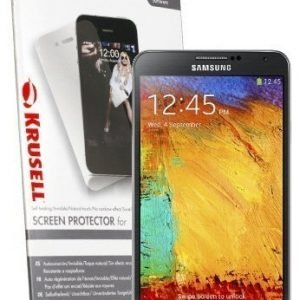Krusell Screen Protector for Samsung Galaxy Note 3