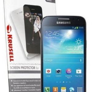 Krusell Screen Protector for Samsung Galaxy S4 Mini