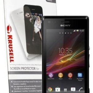 Krusell Screen Protector for Sony Xperia M