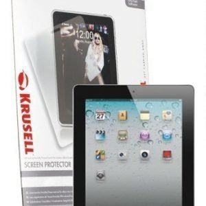 Krusell Screen Protector for iPad 2