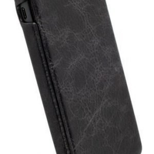 Krusell SlimCover Tumba Made for Xperia for Sony Xperia SP Black