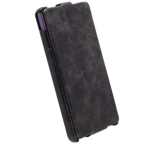 Krusell SlimCover Tumba for Sony Xperia Z Black