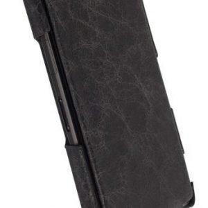 Krusell SlimCover Tumba for Sony Xperia Z1 Black