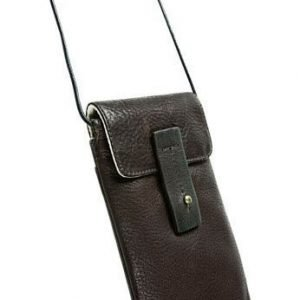 Krusell Tumba Mobile Case for iPhone 4S & others (133x71x15 mm) Espresso Brown