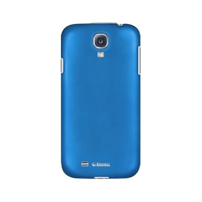 Krusell Värikäs Samsung Galaxy S4 Suojakuori Sininen