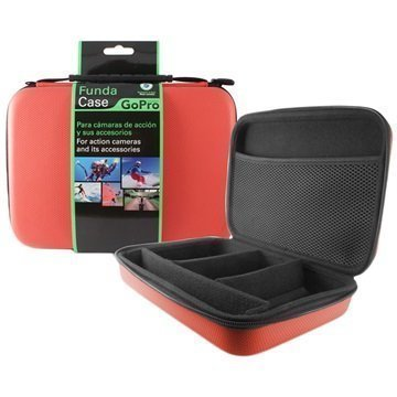Ksix Adventure Camera Bag Red