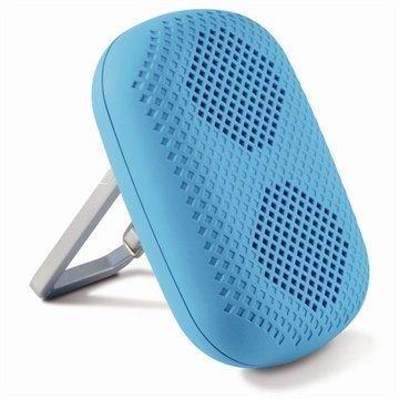 Ksix Bluetooth Kannettava Minikaiutin Sininen