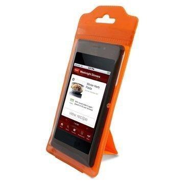Ksix Easy Cook Yleiskäyttöinen Seisontatukikotelo 6 Oranssi