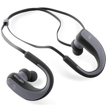 Ksix Go & Play Sport 2 Bluetooth-Stereokuulokkeet Musta