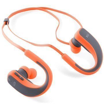 Ksix Go & Play Sport 2 Bluetooth-Stereokuulokkeet Oranssi