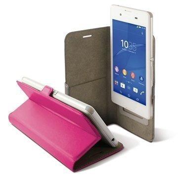 Ksix Slide Yleiskäyttöinen Folio Kotelo 6 Vaaleanpunainen