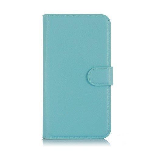 Kvist Microsoft Lumia 550 Nahkakotelo Standillä Sininen