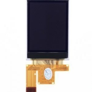 LCD-näyttö SonyEricsson K800i ja W850