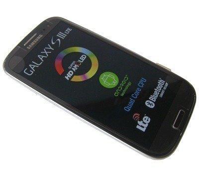 LCD-näyttö + kosketuspaneeli Samsung Galaxy S3 i9305 GT-I9305 Harmaa