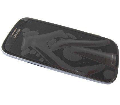LCD-näyttö + kosketuspaneeli Samsung Galaxy S3 i9305 GT-I9305 Sininen
