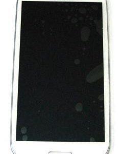 LCD-näyttö + kosketuspaneeli Samsung Galaxy S3 i9305 GT-I9305 Valkoinen