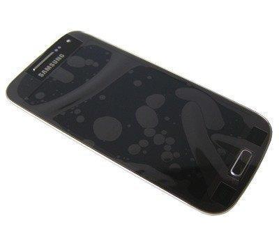 LCD-näyttö + kosketuspaneeli Samsung Galaxy S4 Mini Gt-I9195 Musta