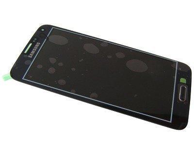LCD-näyttö + kosketuspaneeli Samsung Galaxy S5 SM-G900F / SM-G901F Galaxy S5 Plus musta