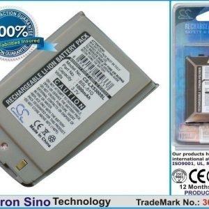 LG 5300 5350 G5300 / hopea akku 900 mAh