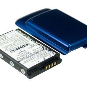 LG AX275 Tehoakku Laajennetulla sinisellä takakannella 1700 mAh