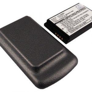 LG AX585 Tehoakku Laajennetulla hopeisella takakannella 1400 mAh