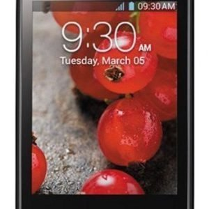 LG E430 Optimus L3 II Black
