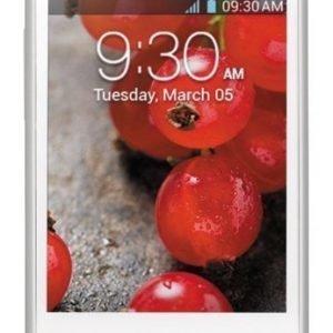 LG E430 Optimus L3 II White